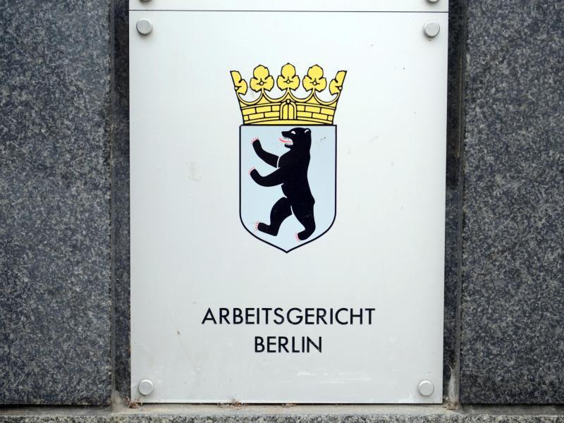Bild zu Arbeitsgericht Berlin