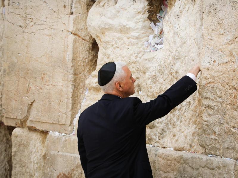 Bild zu Klagemauer
