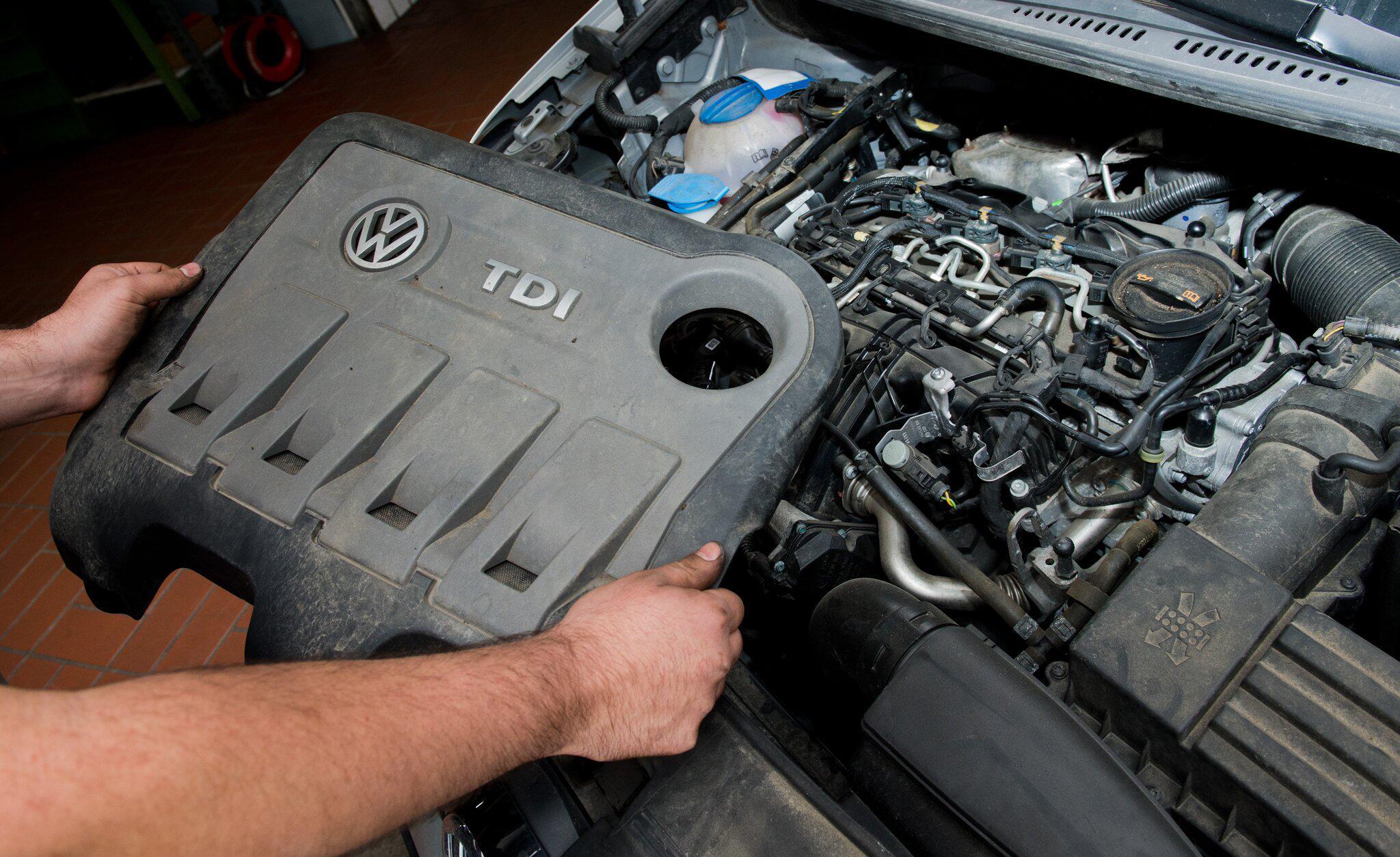 Bild zu VW-Diesel