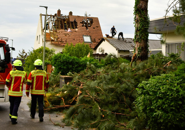 Bild zu Tornado in Rhineland-Palatinate?