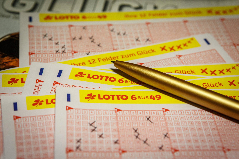 Bild zu Lotto