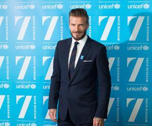David Beckham, UNICEF