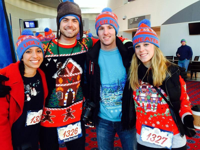 Bild zu «Ugly Christmas Sweater»