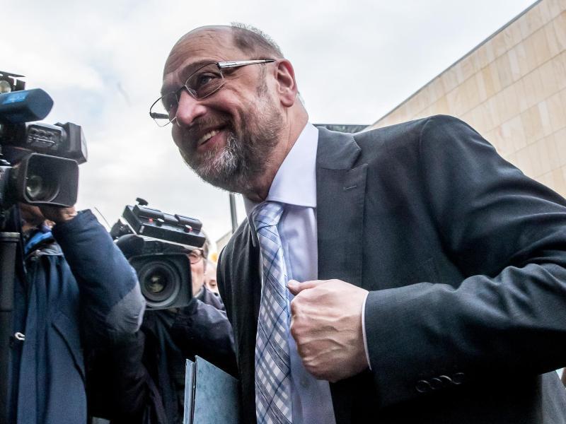 Bild zu Schulz