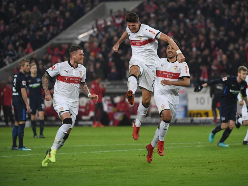 Bild zu VfB Stuttgart - Hertha BSC