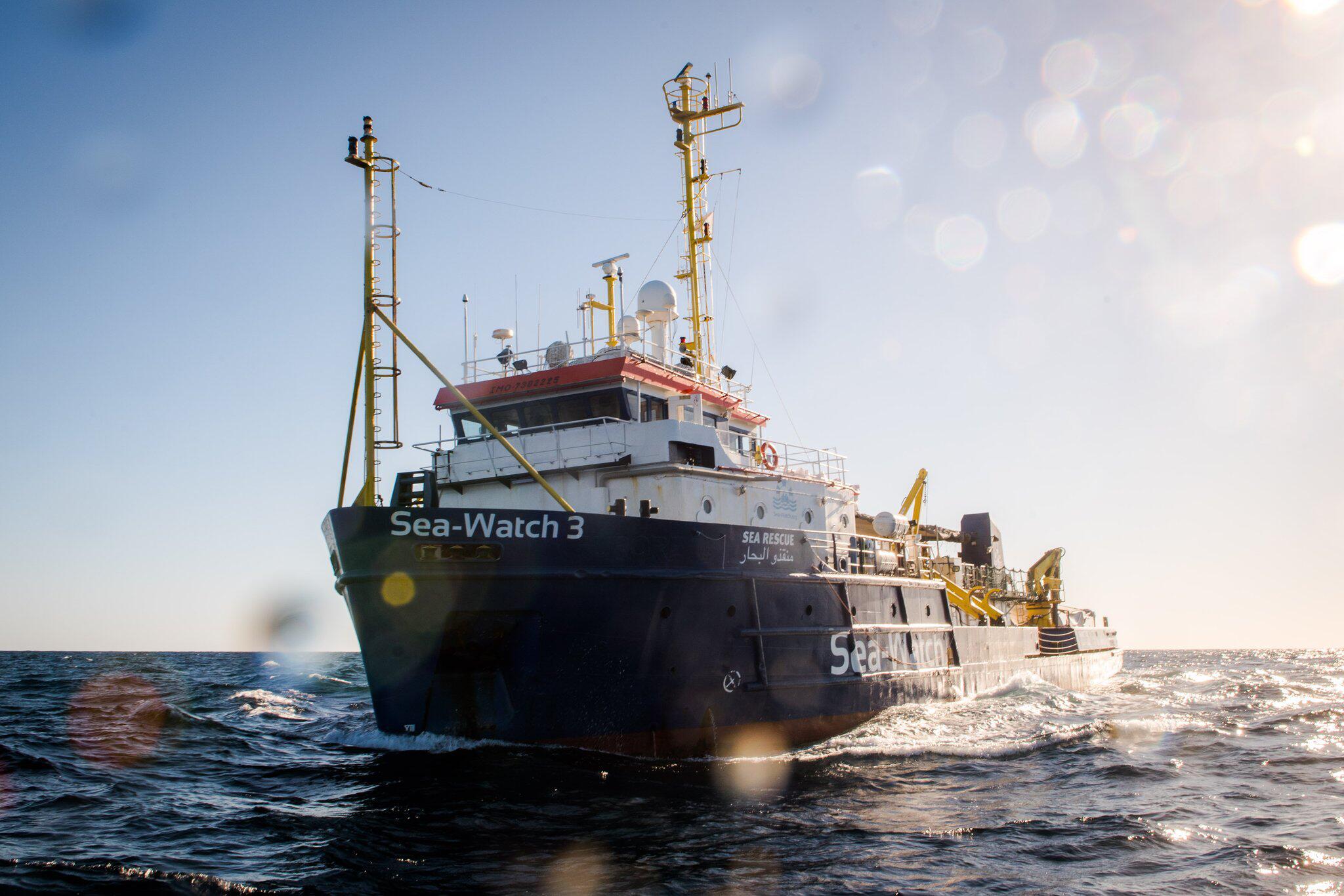 Bild zu Seenotrettung im Mittelmeer