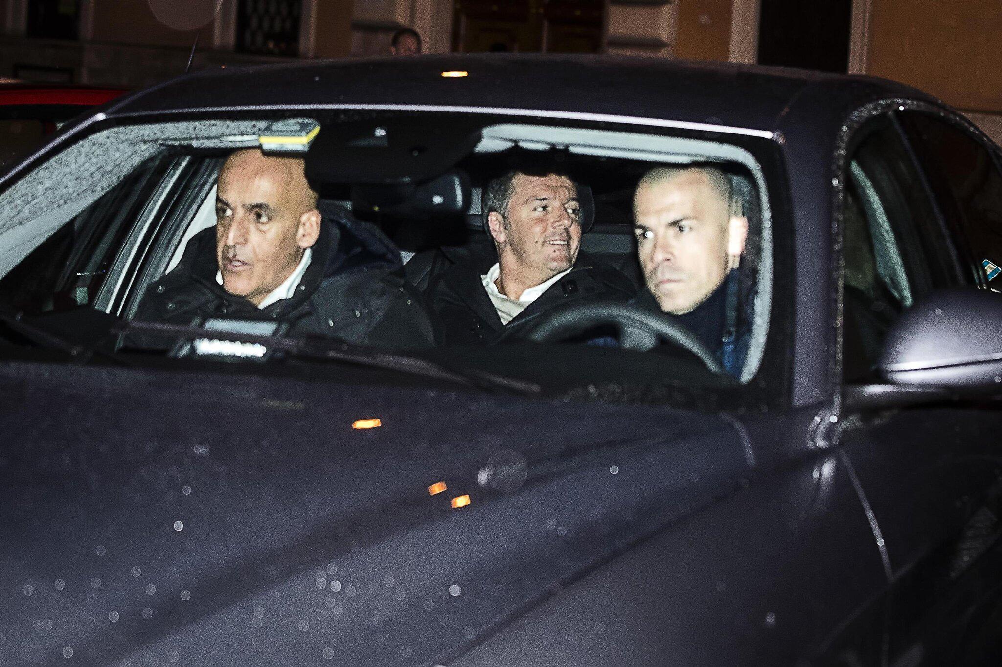 Bild zu Matteo Renzi, Partito Democratico, Italien, Rücktritt,