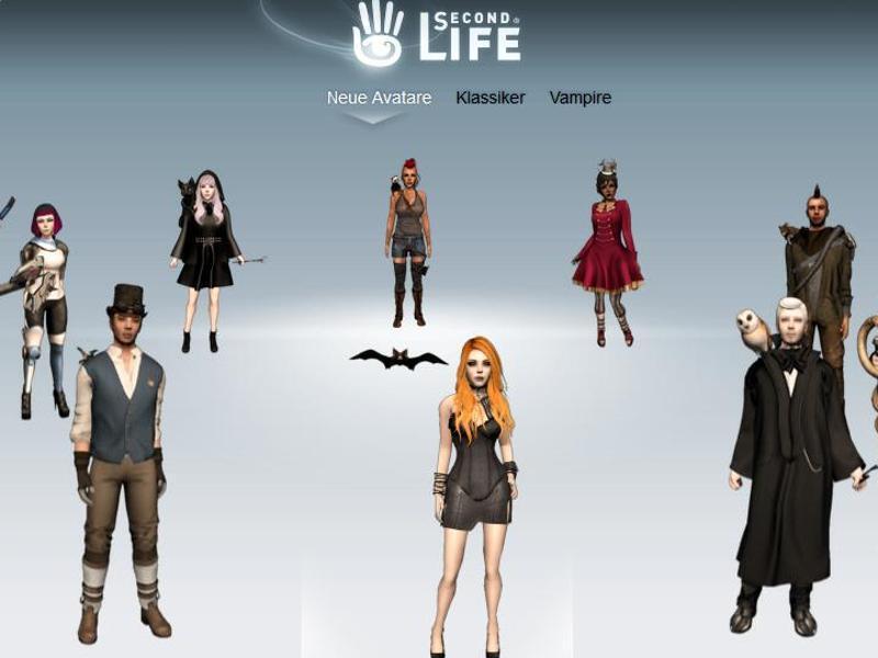 Bild zu «Second Life»