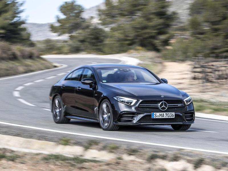 Bild zu Mercedes-AMG CLS 53