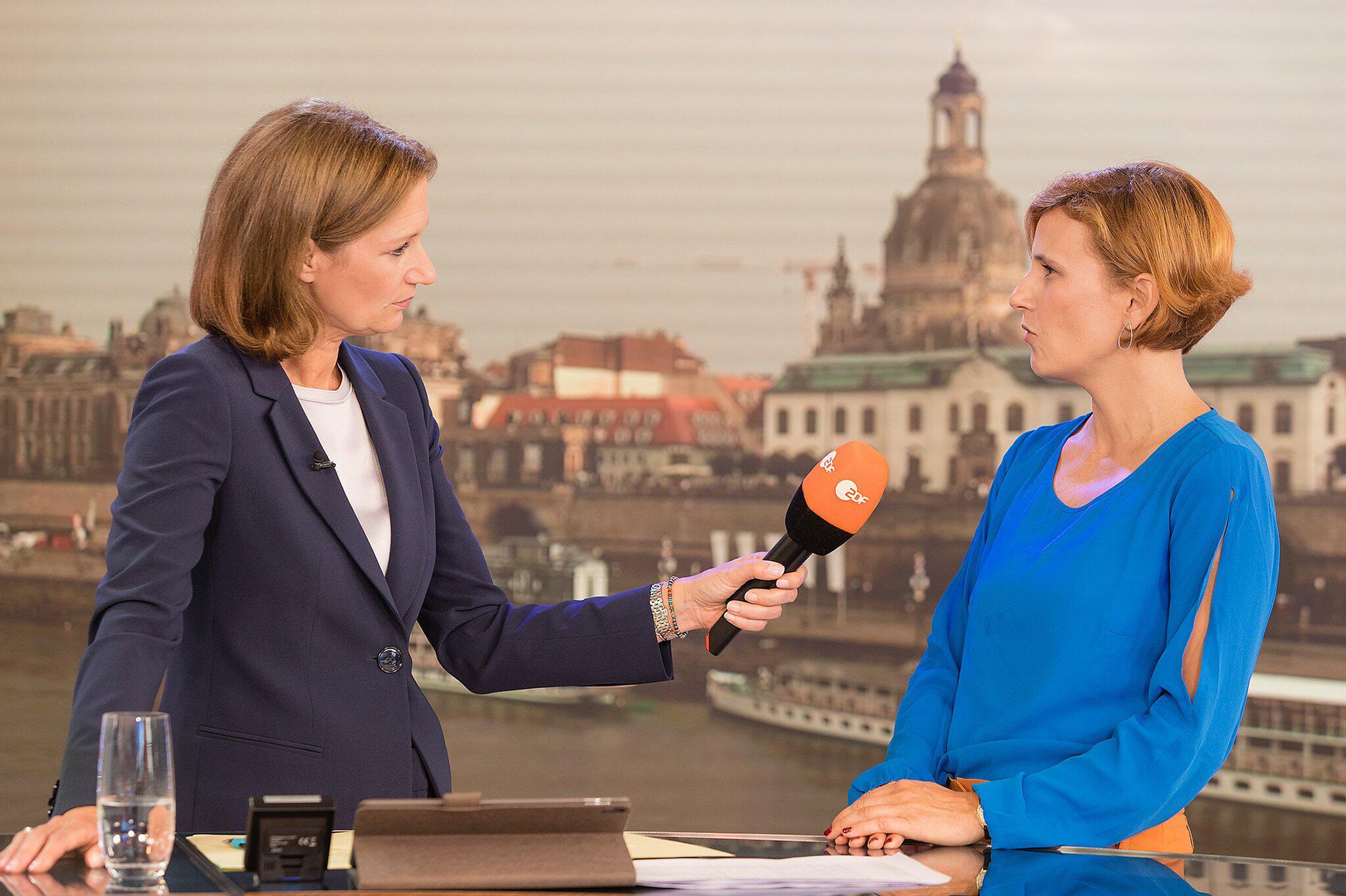 Bild zu Wahlen in Brandenburg und Sachsen