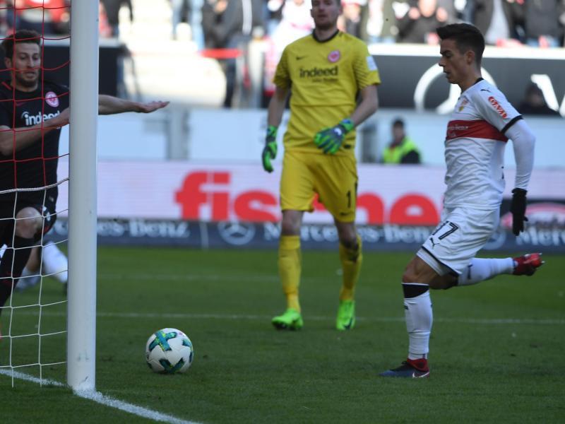 Bild zu VfB Stuttgart - Eintracht Frankfurt