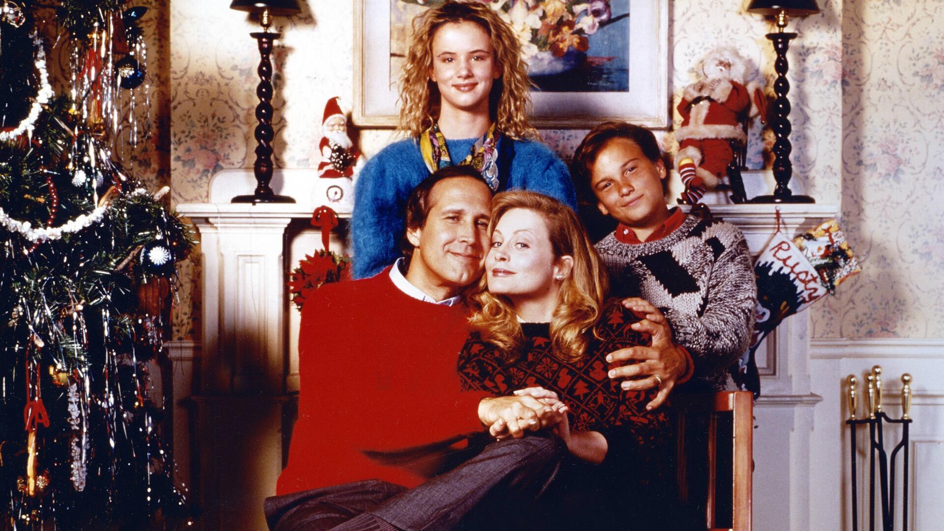 """Bild zu """"Schöne Bescherung"""" mit der Familie Grisworlds, Weihnachten 2020 im TV"""