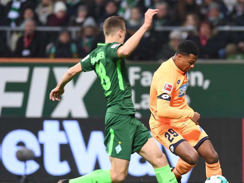 Bild zu Werder Bremen - TSG 1899 Hoffenheim