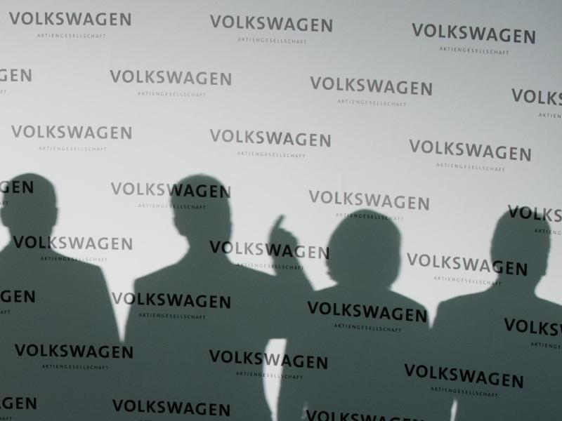 Bild zu Vorstand von VW
