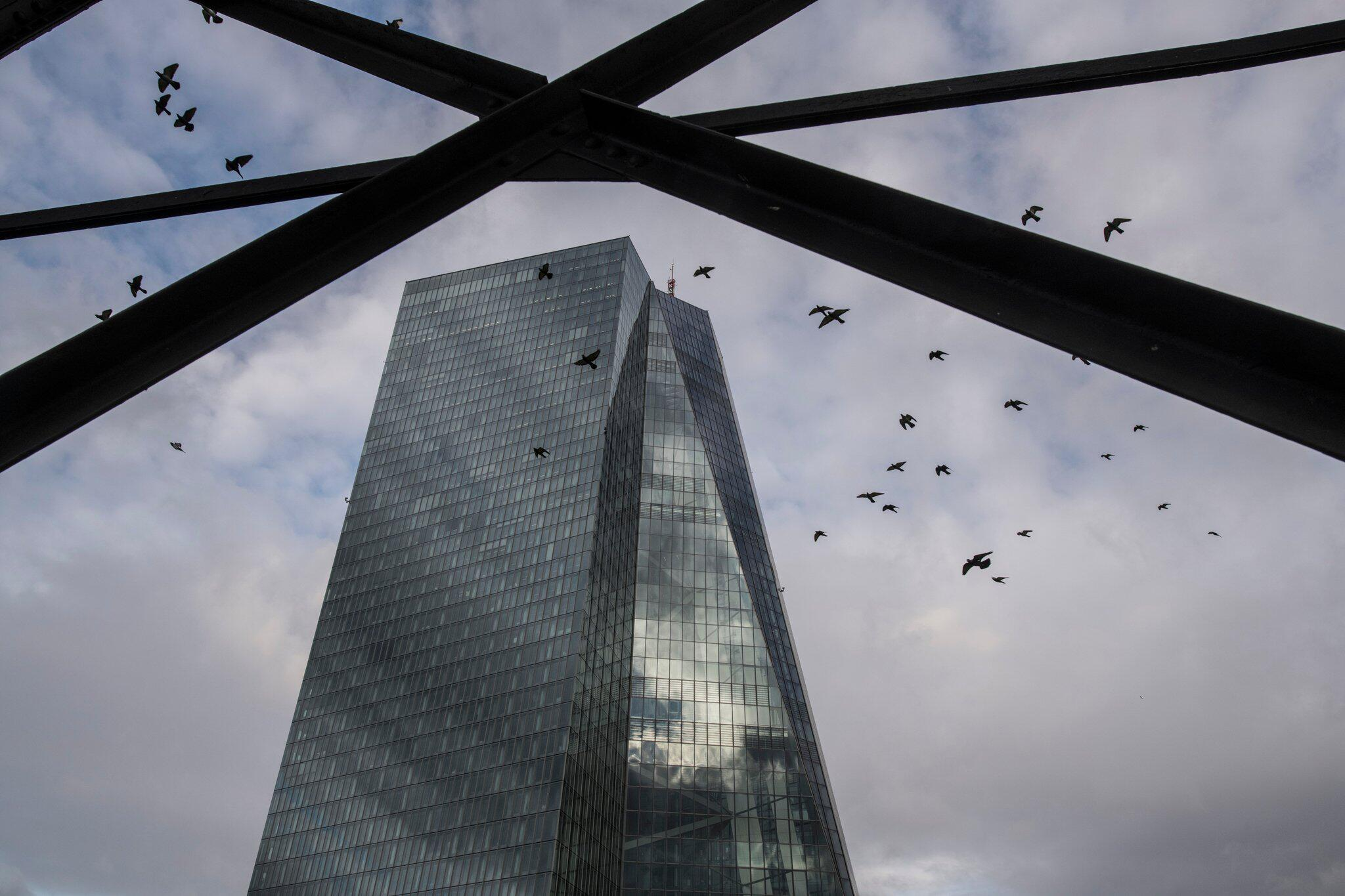 Bild zu EZB in Frankfurt