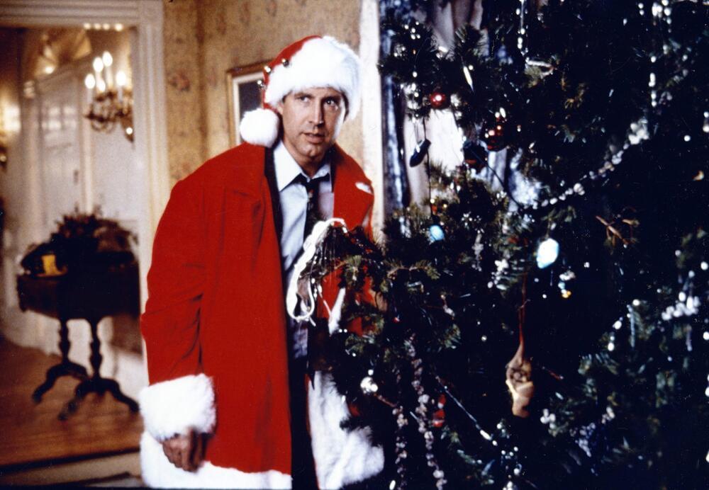 """Chevy Chase, Weihnachten, """"Schöne Bescherung"""" im TV 2020"""