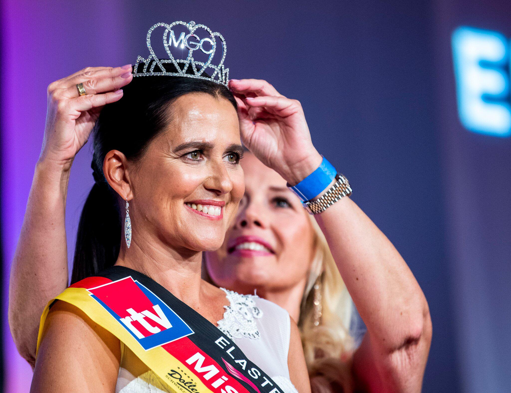Bild zu Miss 50 plus contest in Germany