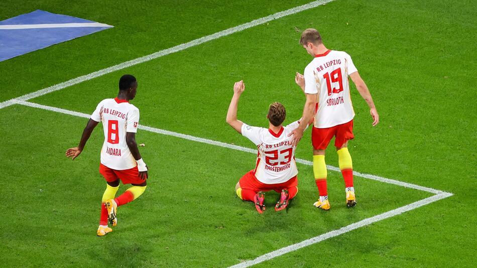 RB Leipzig - FC Schalke 04
