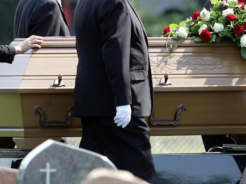 Bild zu Beerdigung in Deutschland