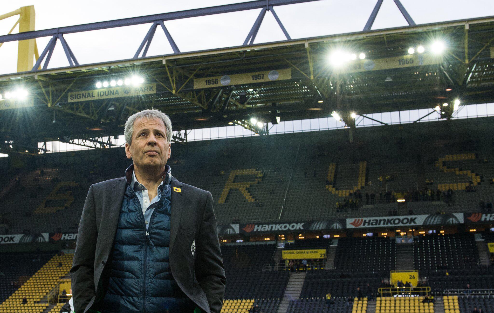 Bild zu Lucien Favre, Borussia Dortmund, Borussia Mönchengladbach