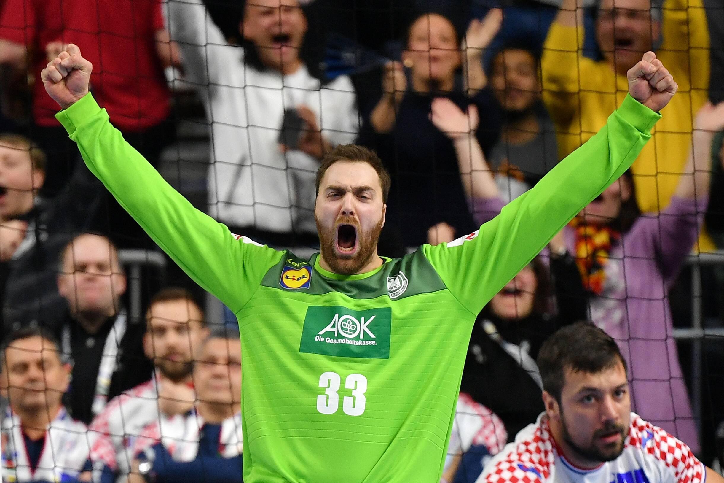 Bild zu Handball, WM, Deutschland, Dänemark, Wolff