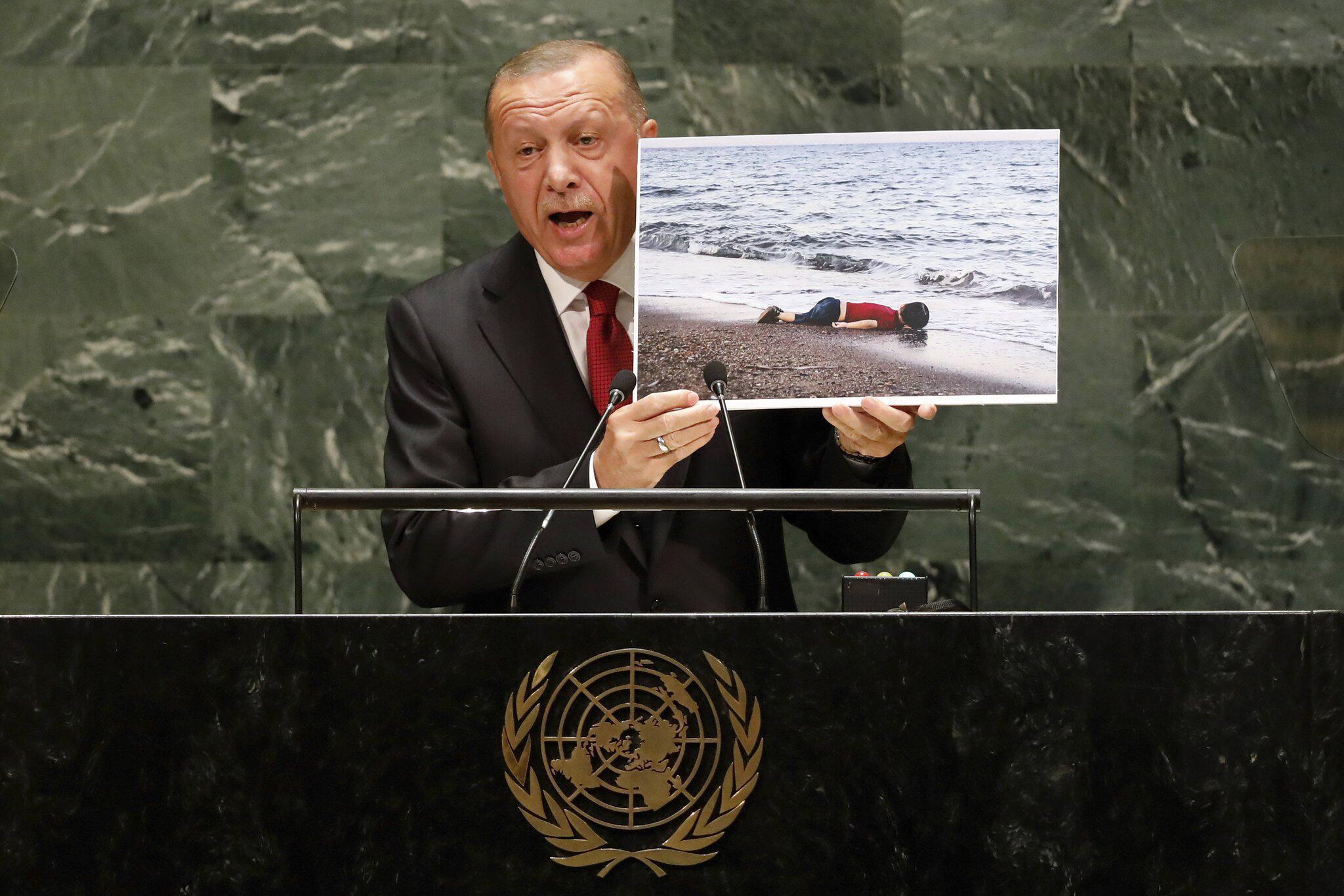 Bild zu Generaldebatte der UN-Vollversammlung