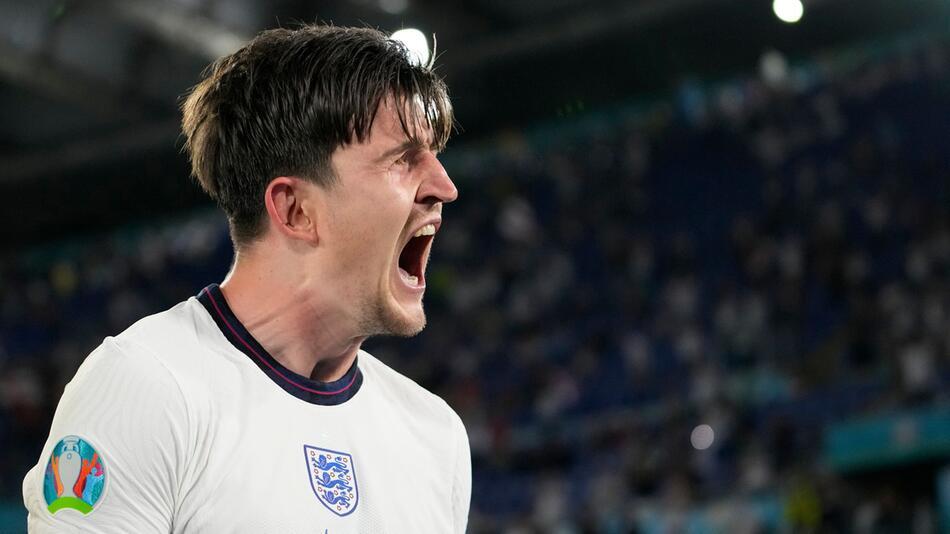 Fußball EM - Ukraine - England