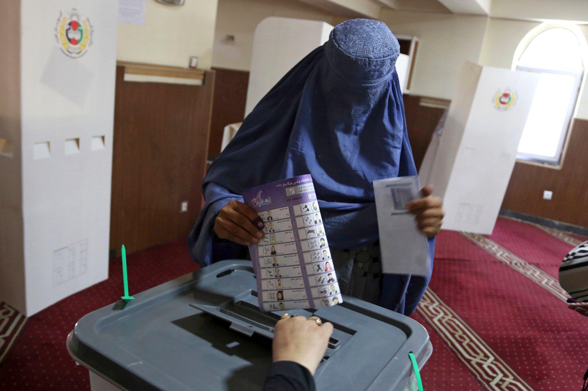 Bild zu Afghanistan wählt neues Parlament