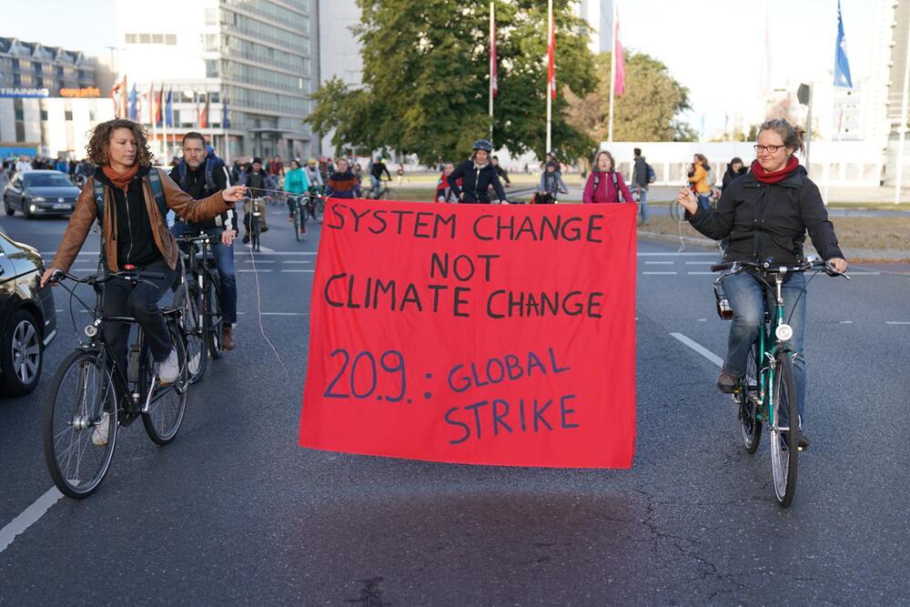 Global climate strike - Berlin