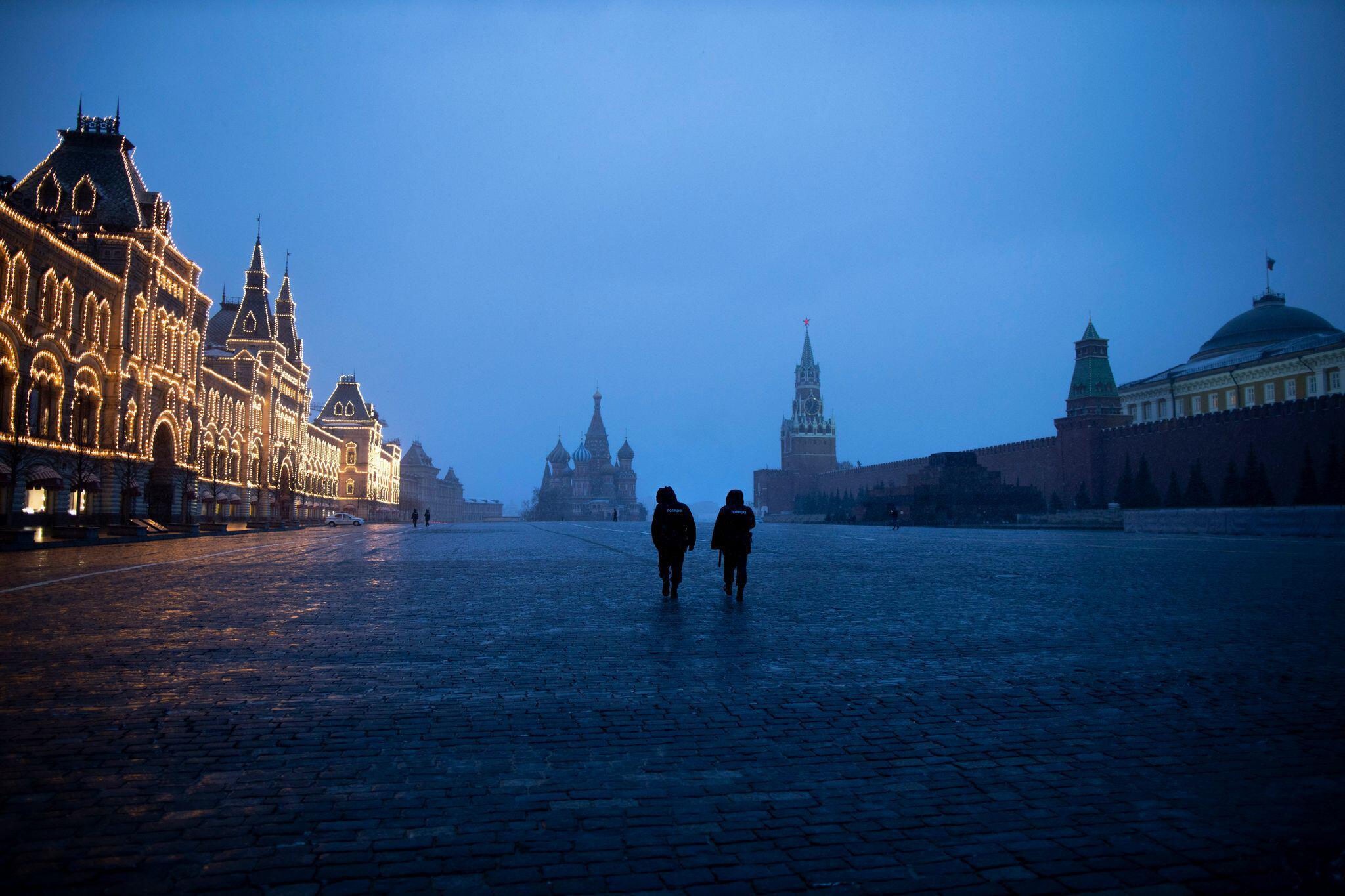 Bild zu Kremlchef Putin und die Corona-Krise
