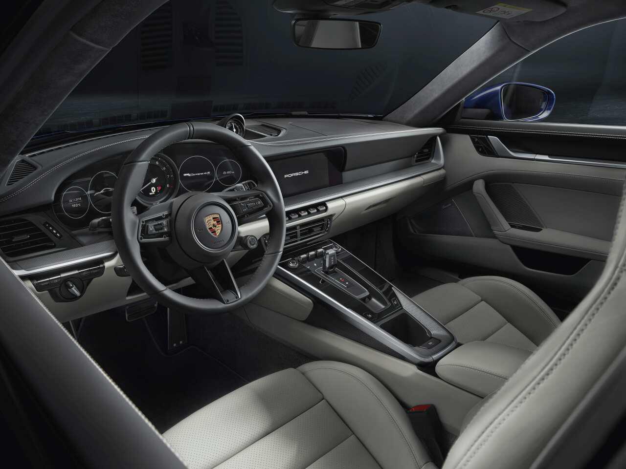 Bild zu Porsche 911 922 Interieur