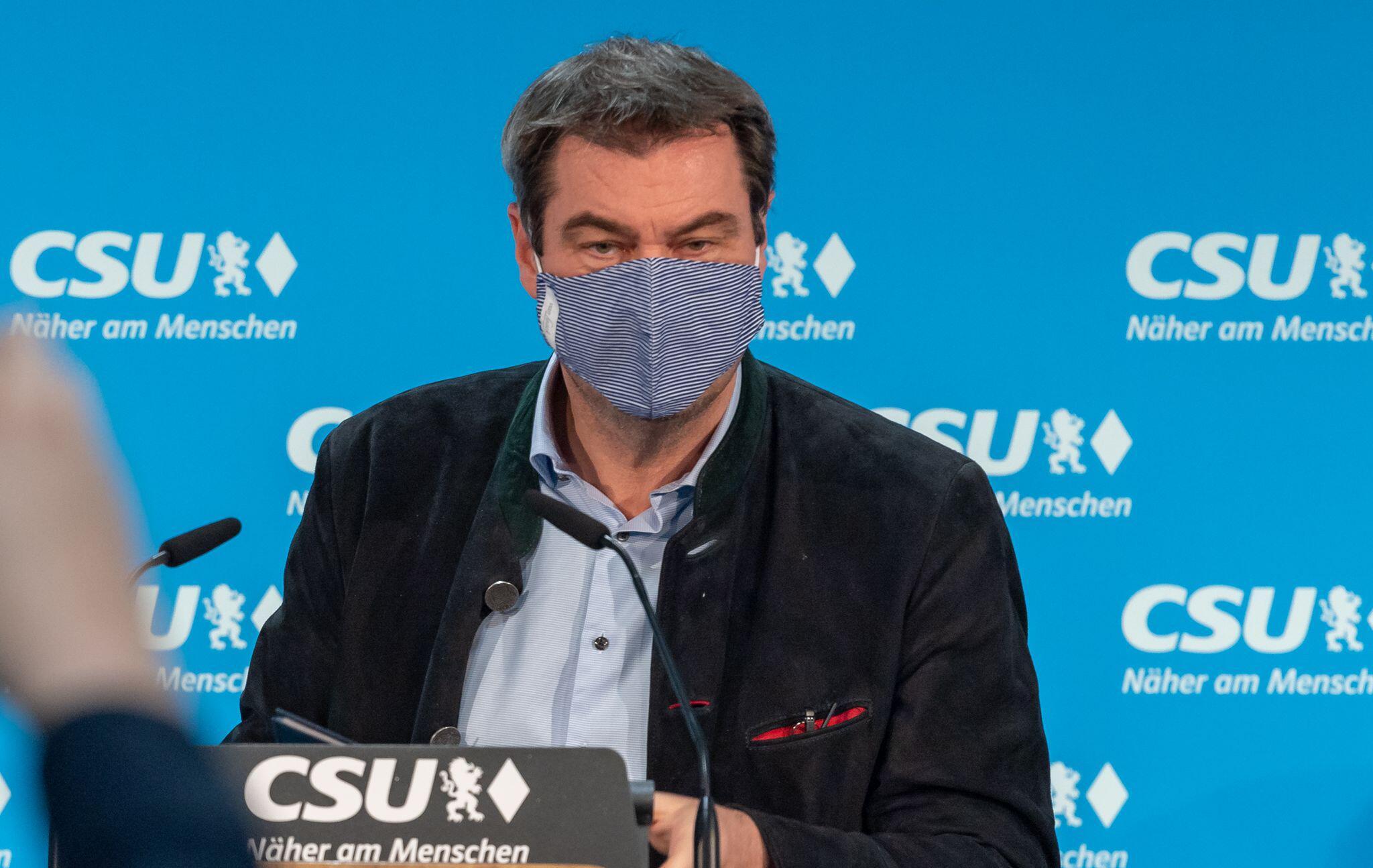 Bild zu CSU Vorstandssitzung