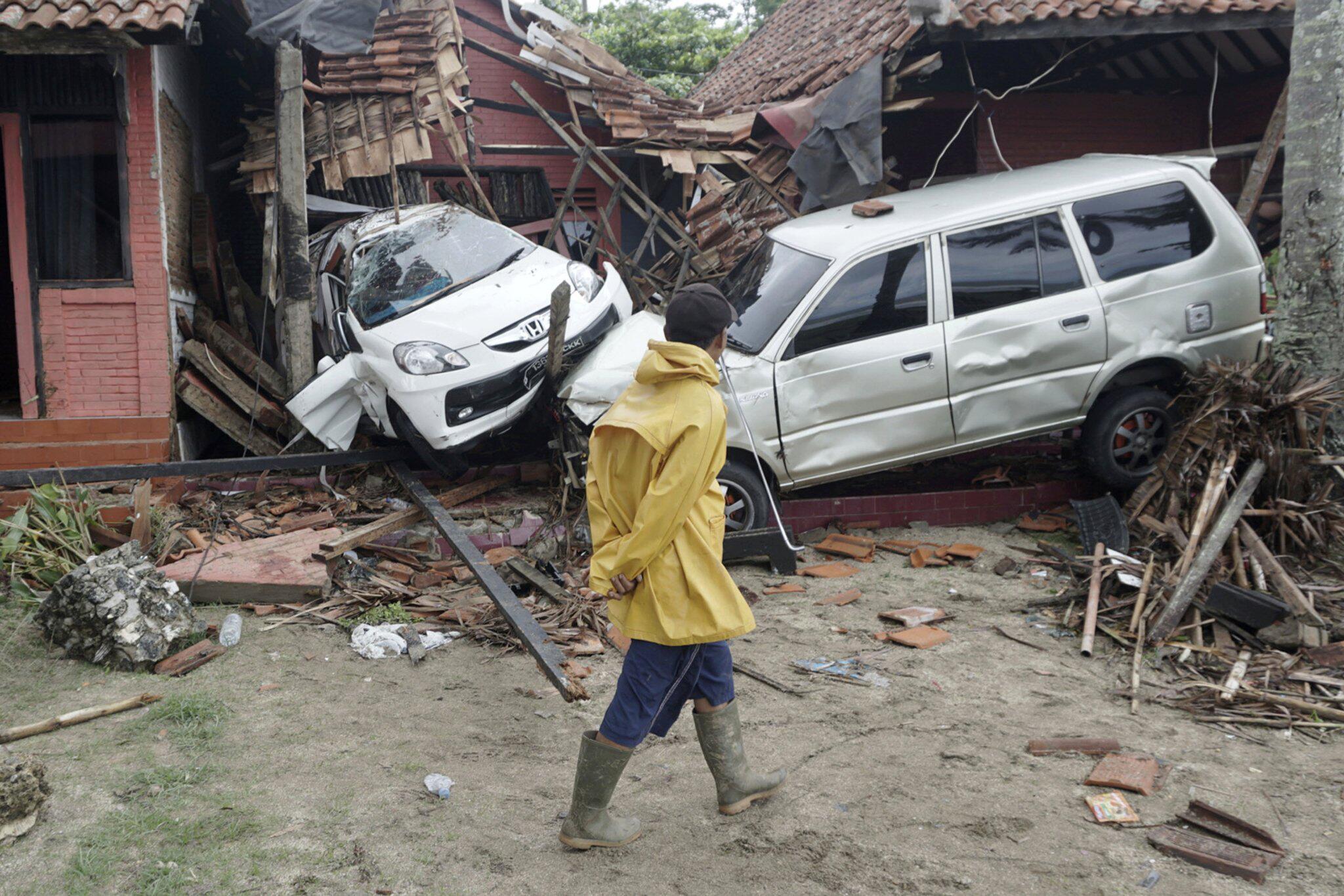 Bild zu Indonesien, Tsunami