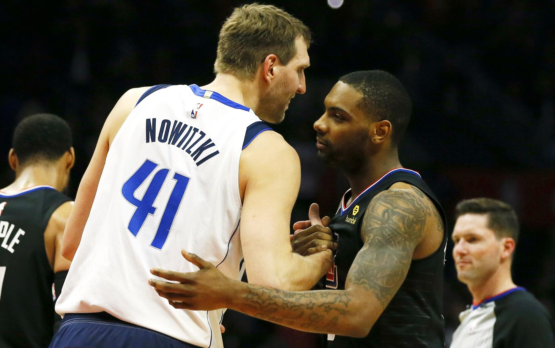 Bild zu Los Angeles Clippers, Dallas Mavericks