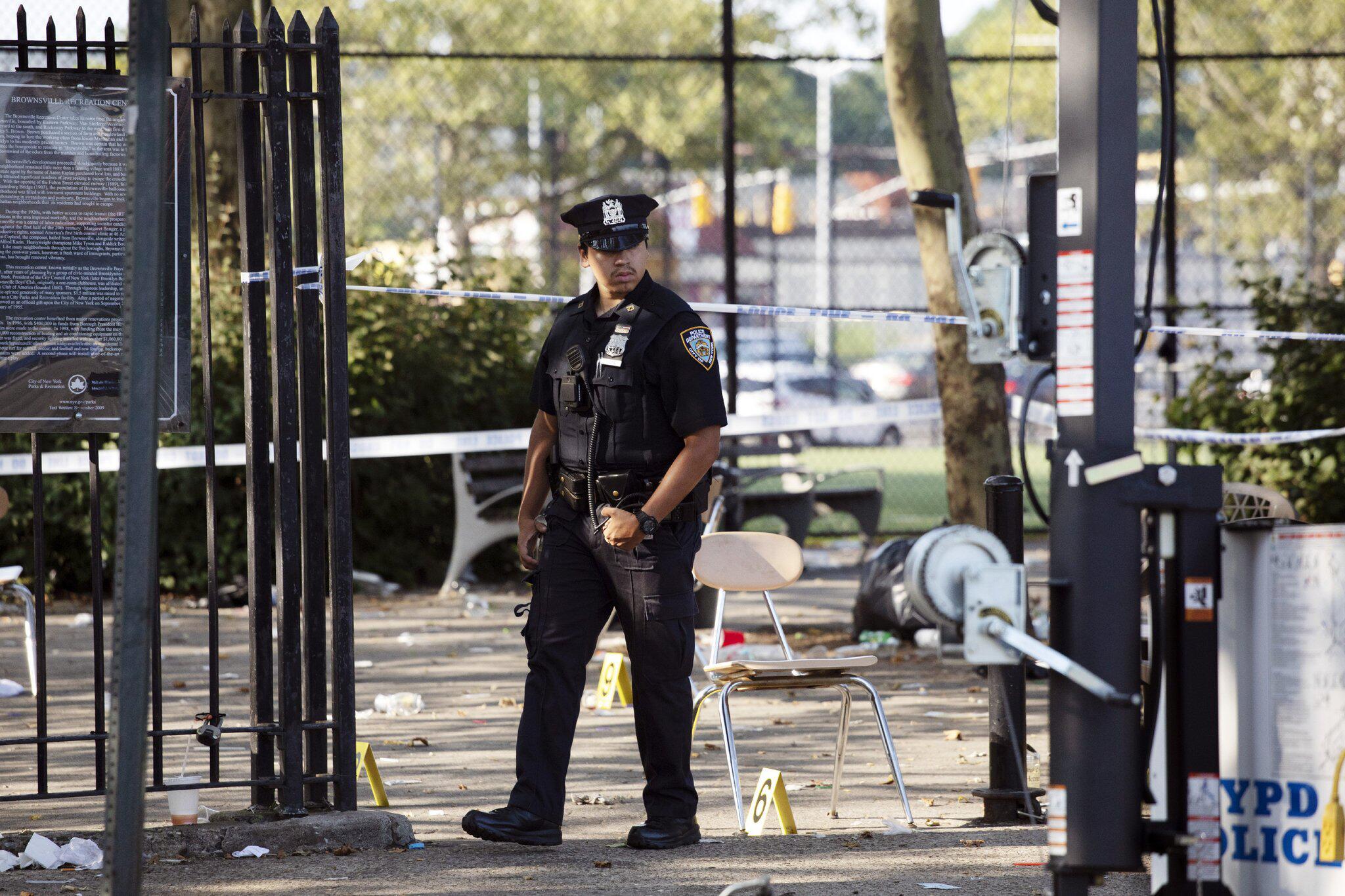 Bild zu Toter und Verletzte nach Schüssen auf Fest in New York
