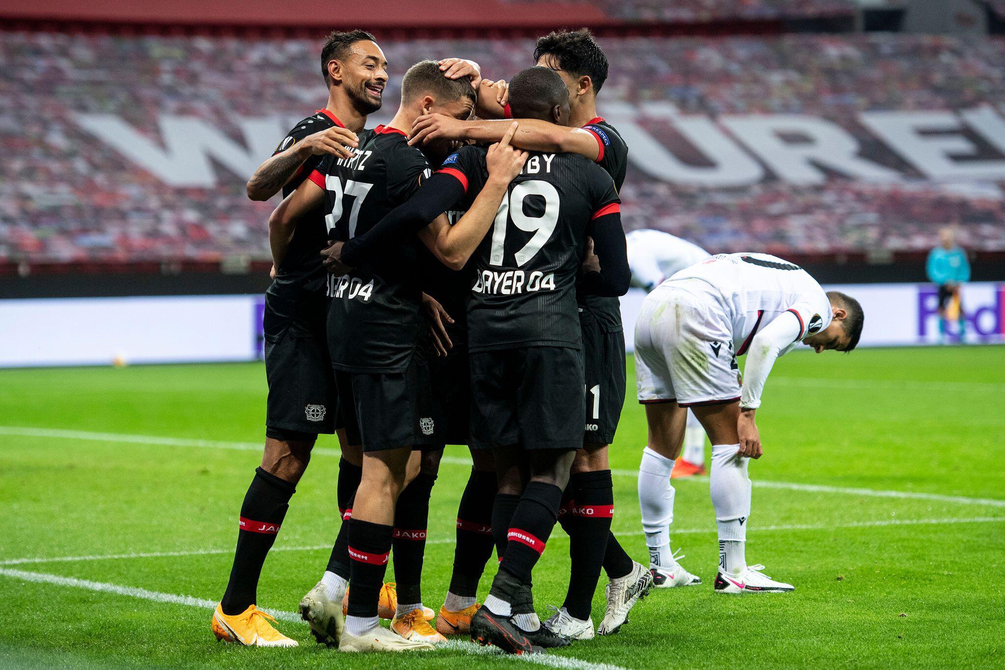 Bild zu Bayer Leverkusen - OGC Nizza