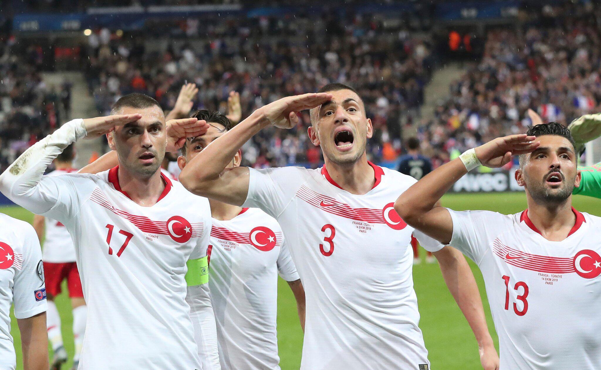 Bild zu Frankreich - Türkei