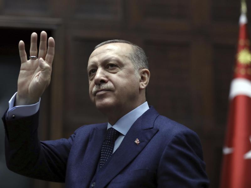 Bild zu Türkischer Präsident