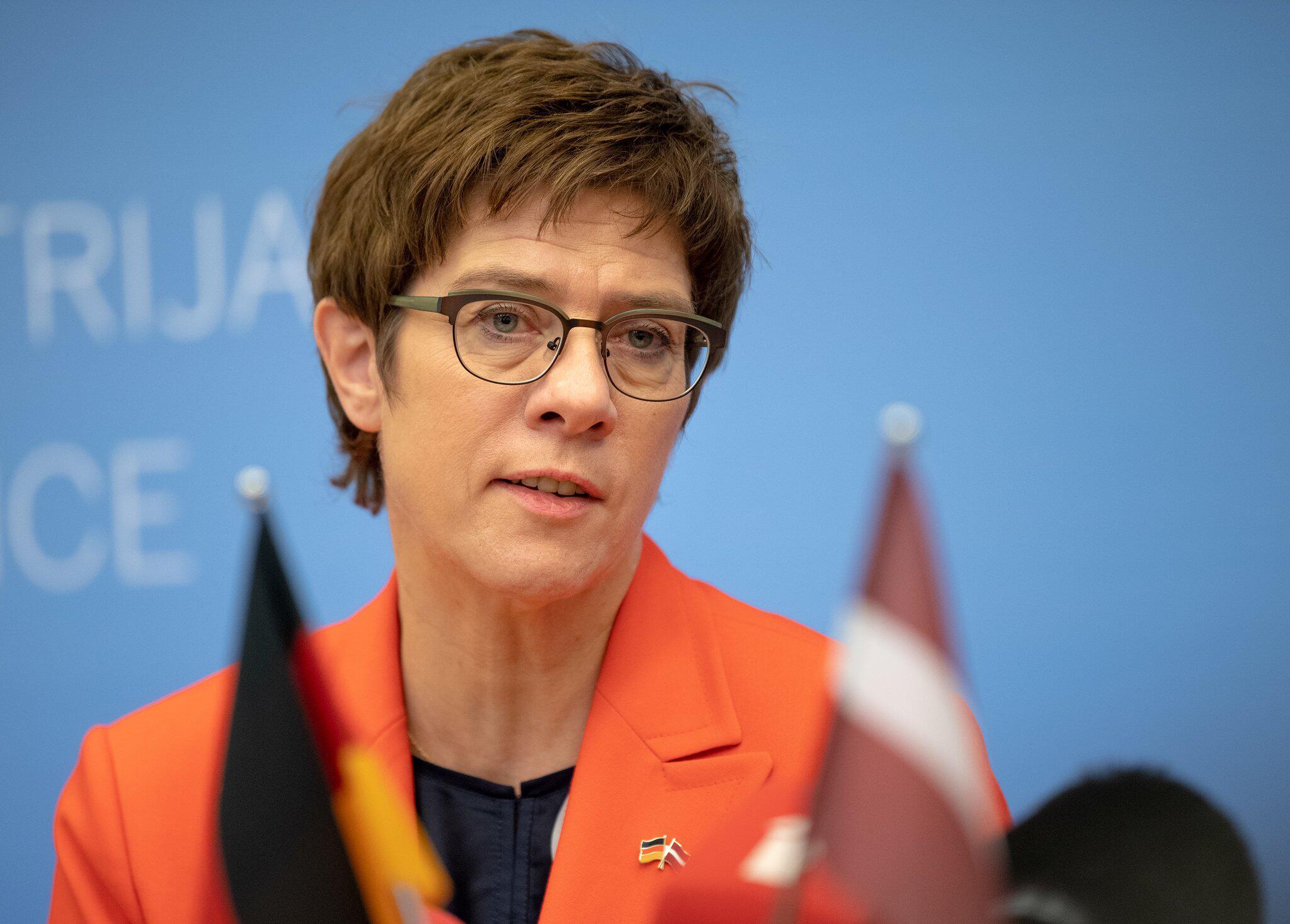 Bild zu Minister of Defence visits Latvia