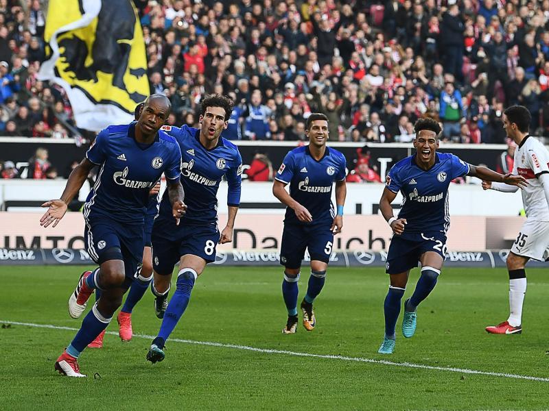 Bild zu VfB Stuttgart - FC Schalke 04