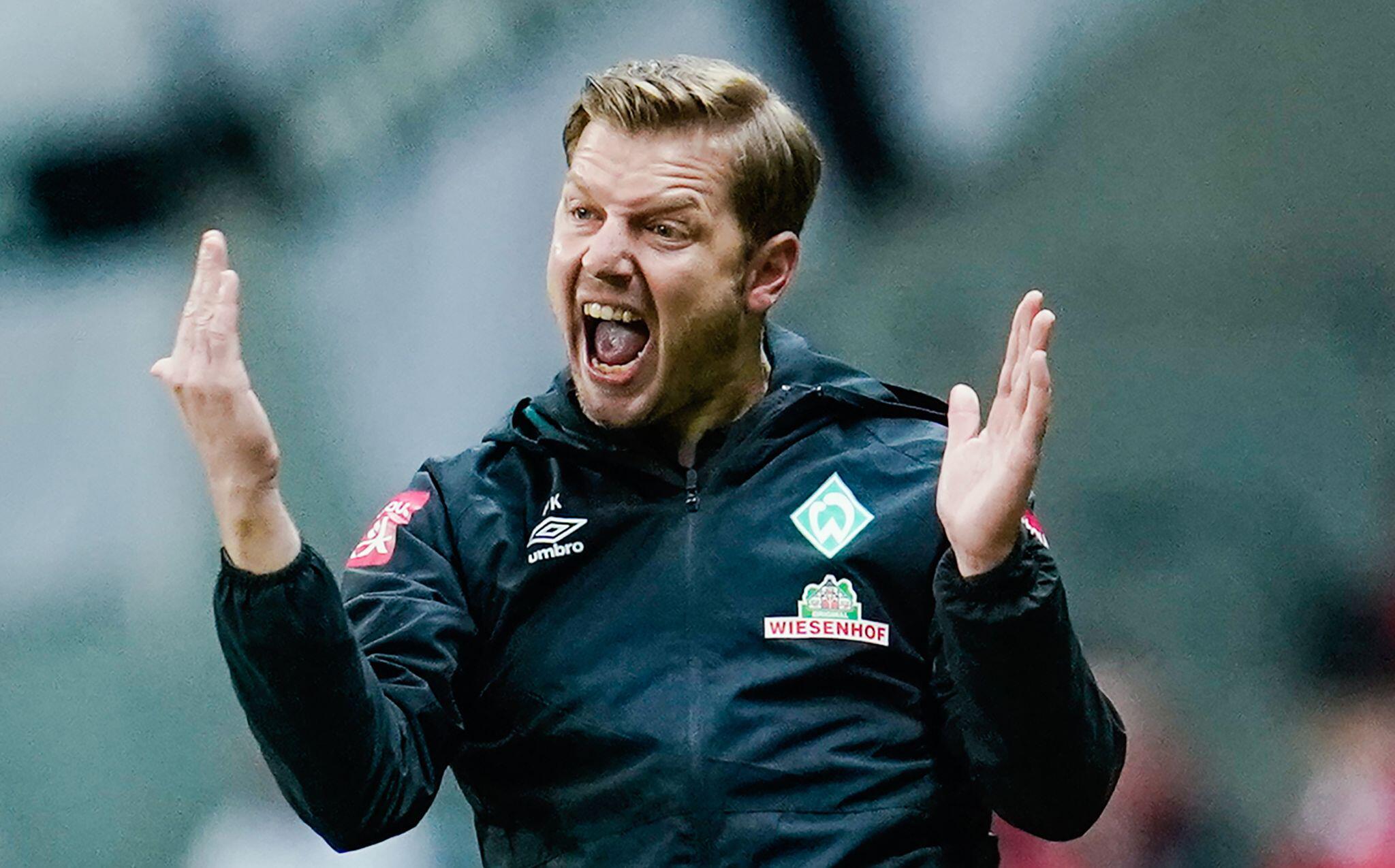 Bild zu Werder Bremen, Florian Kohfeldt