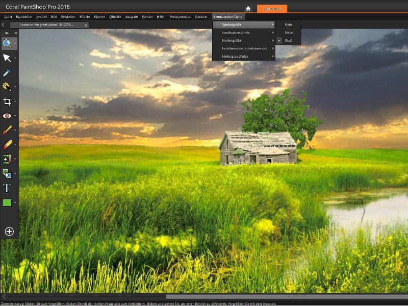 Bild zu Paintshop Pro
