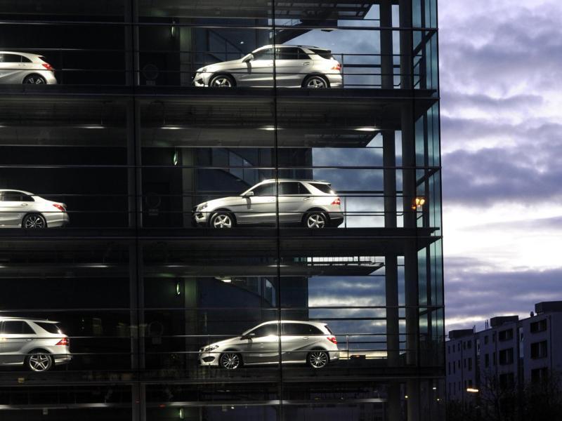 Bild zu Leasing-Autos