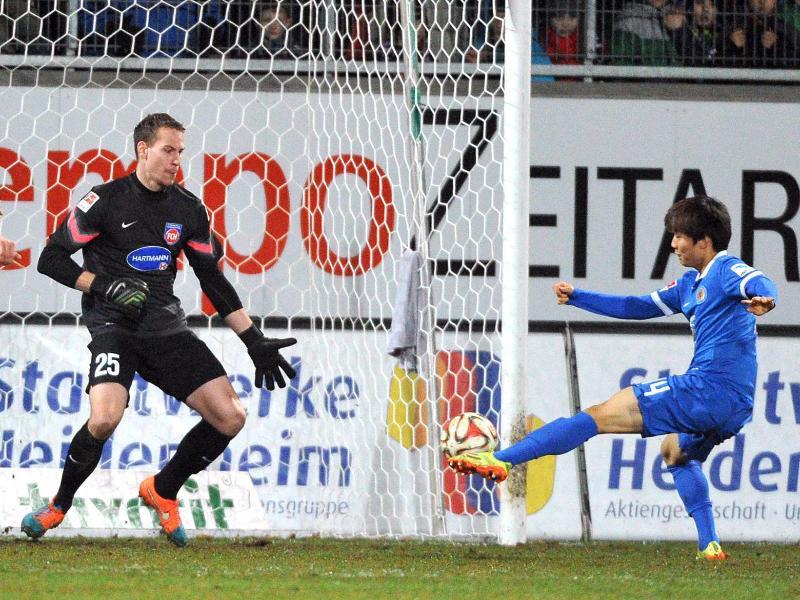 Bild zu 1. FC Heidenheim - Eintracht Braunschweig