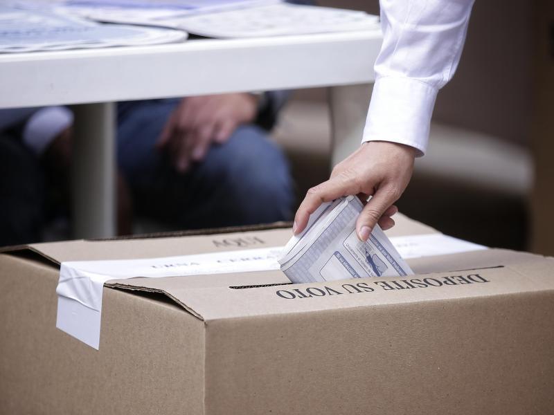Bild zu Wahlen in Kolumbien