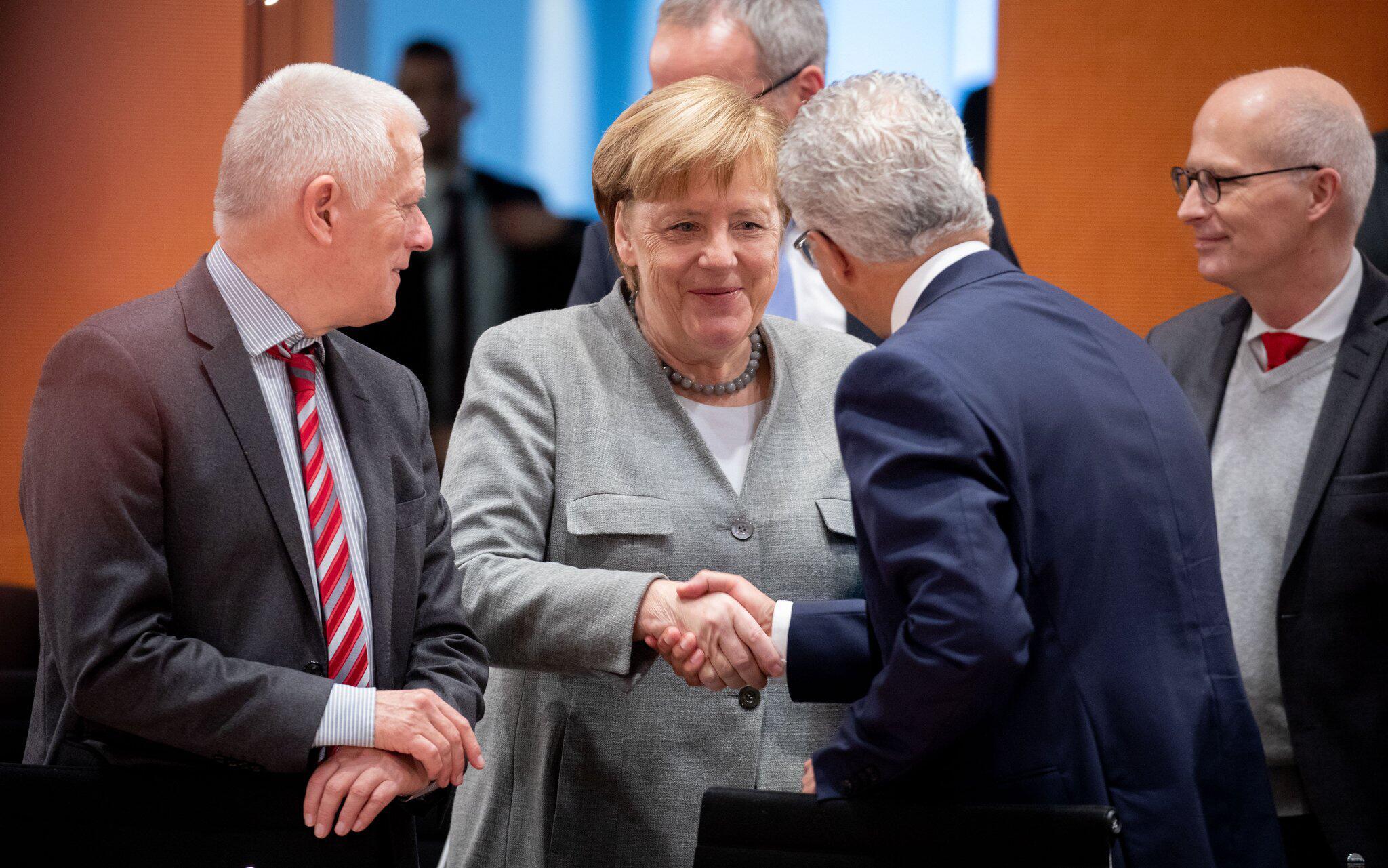 """Bild zu """"Dieselgipfel"""" im Bundeskanzleramt"""