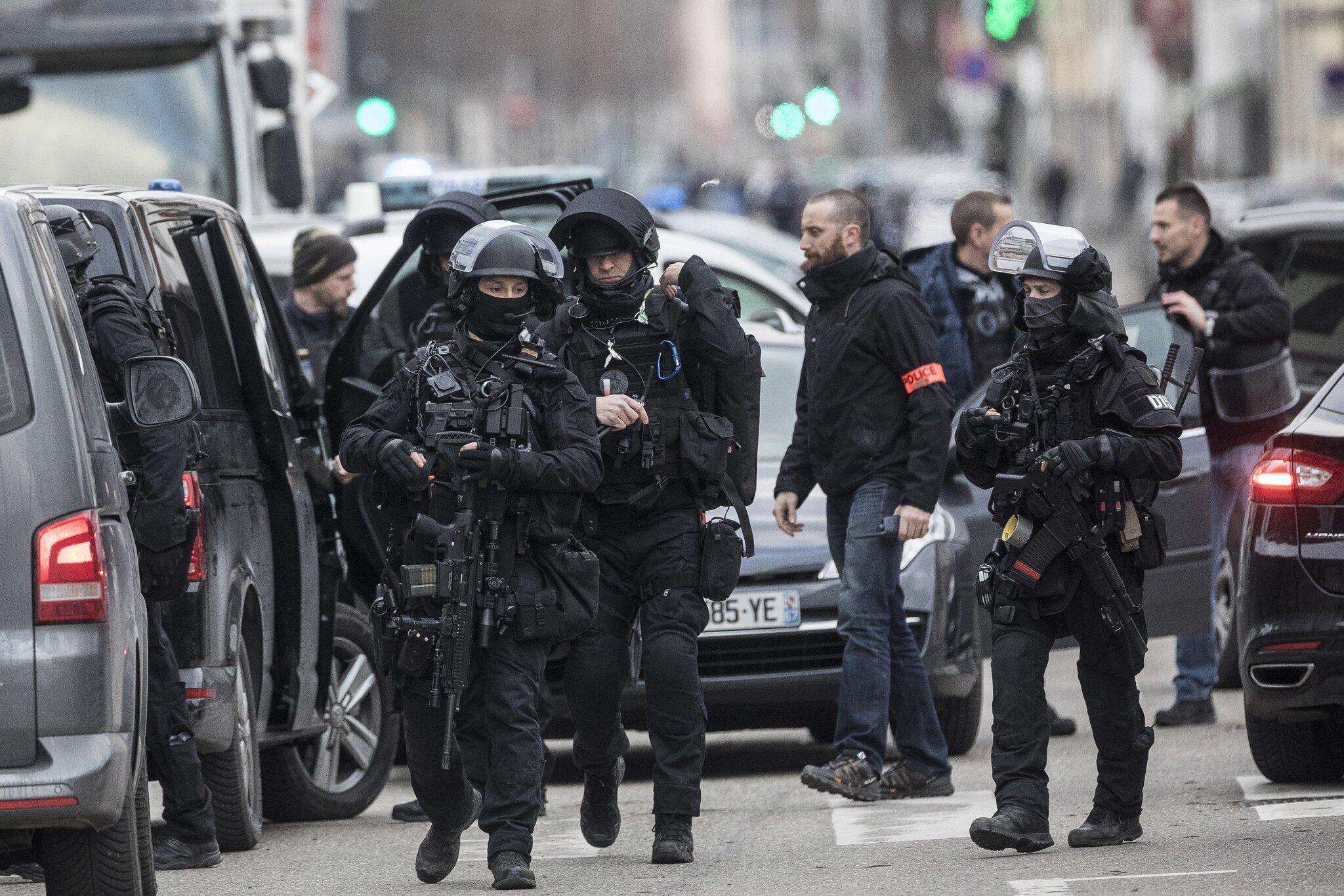 Bild zu Nach Anschlag in Straßburg