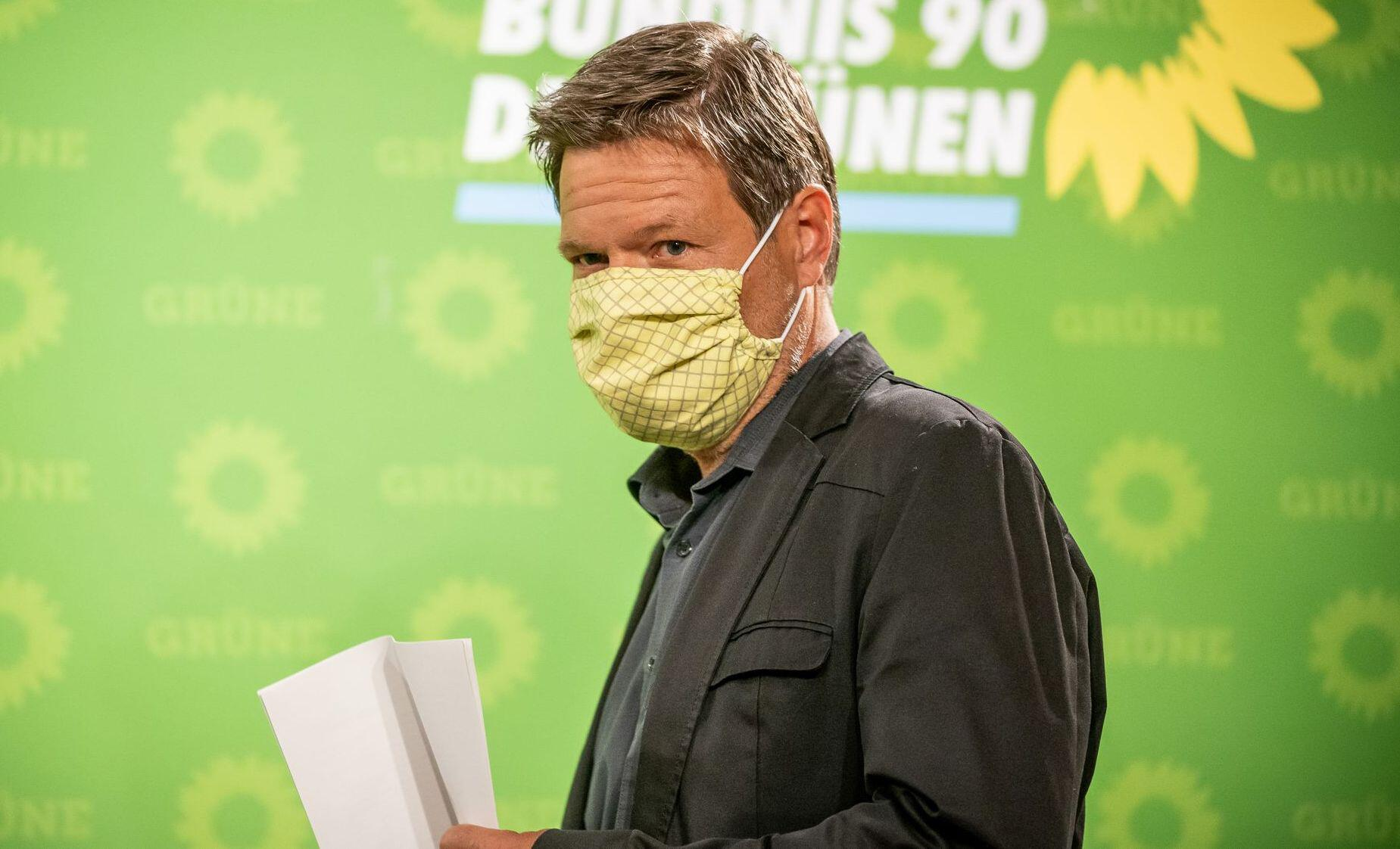Bild zu Grüner Bundesvorstand