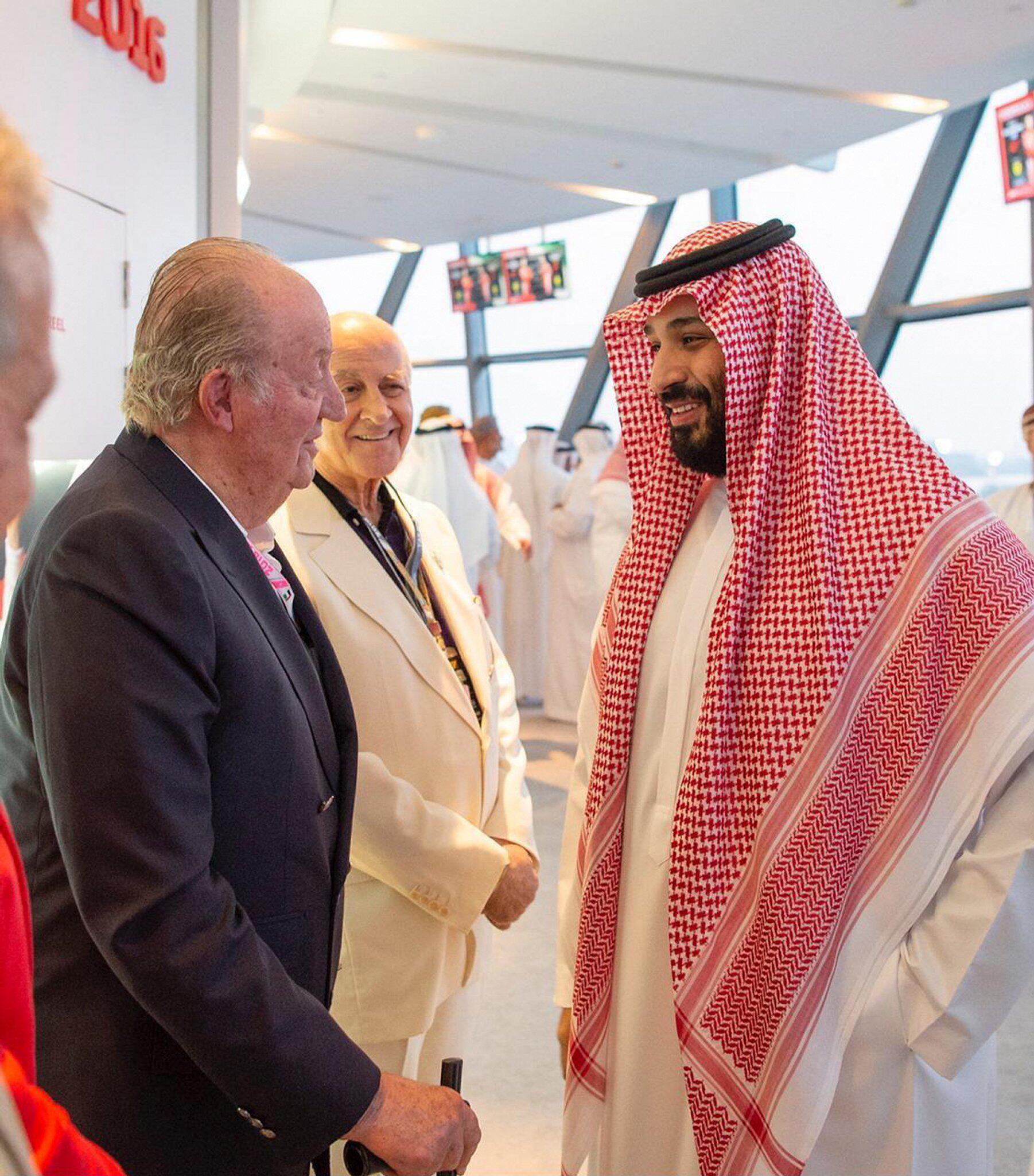 Bild zu Saudischer Kronprinz bin Salman besucht die VAE