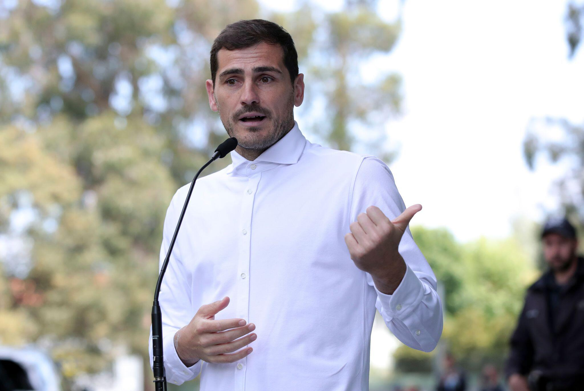 Bild zu Iker Casillas